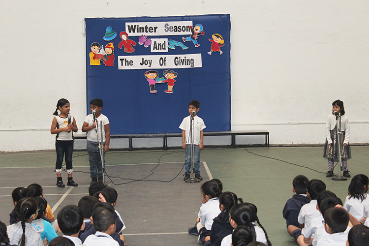 KIS - Winter & Joy of Giving