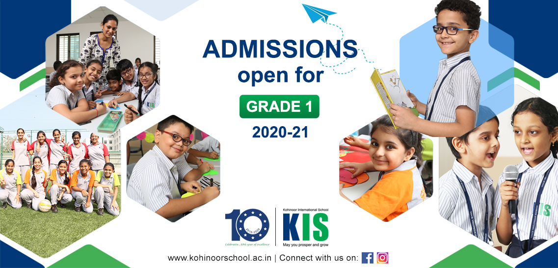 KIS Admission Open