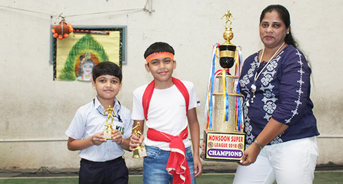 KIS - Monsoon Super League Winners