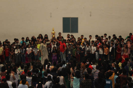 KIS - XVII Mumbai Interschool Sports Kudo Tournament winners