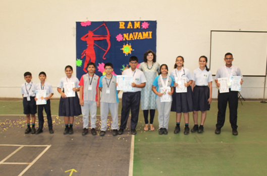 KIS - 6th Mumbai Mayor's Cup Winners