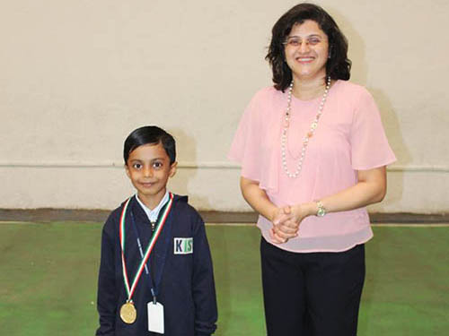 KIS - International General Knowledge Olympiad Exams 2018-19 Winners